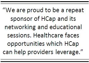 PCT sponsors HCap '12 - networking and educational opportunities for healthcare providers