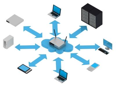 Wireless network servies