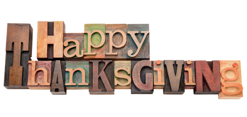 Thanksgiving and Information Technology