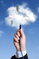 Connect with cloud computing