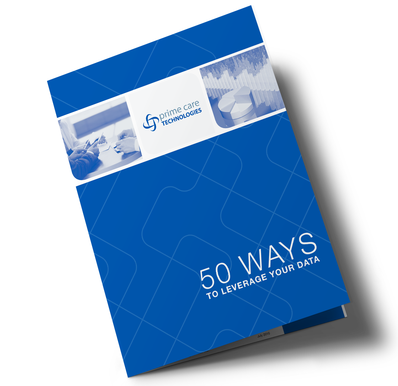 50 Ways to Leverage Data Brochure