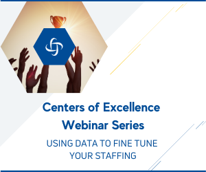 CENTERS OF EXCELLENCE SERIES - Staffing (1)