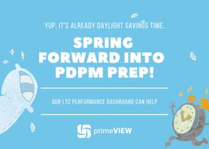 Don't Put Off PDPM Prep!