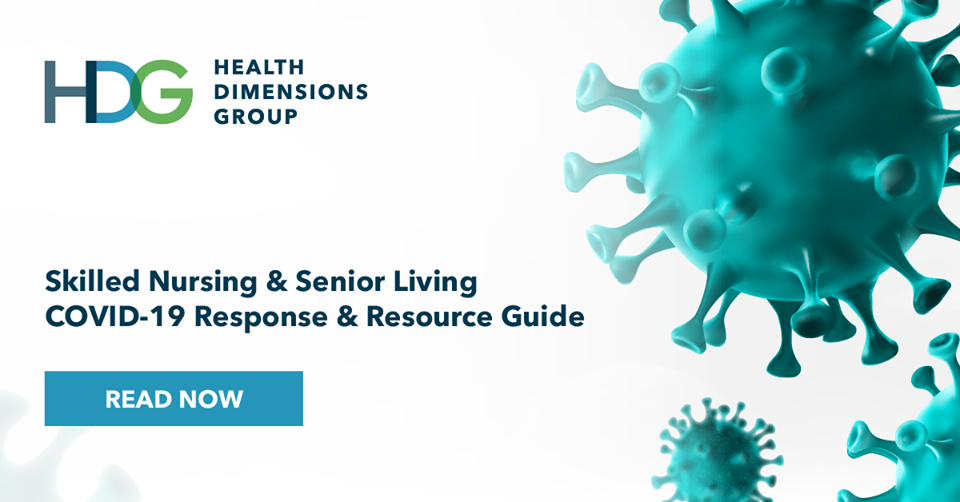 Healthcare Dimensions Group COVID-19 Resources
