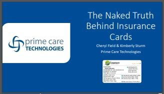 The Naked Truth Behind Insurance Cards in Post-Acute Care
