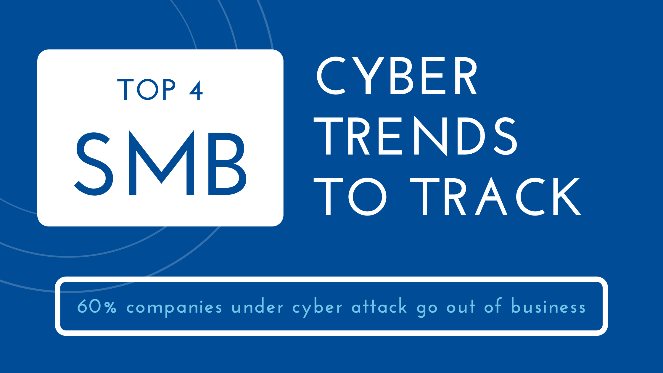 SMB Cyber Security Protection Starts with Employee Training and Passwords